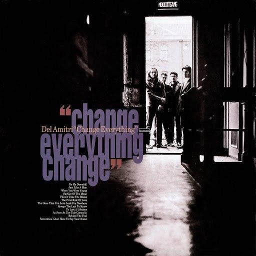 Del Amitri альбом Change Everything (Re-Presents)