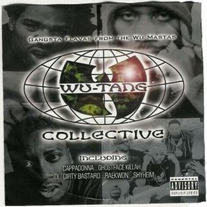 Wu-Tang Clan альбом Wu-Tang Collective