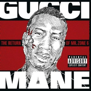 Gucci Mane альбом The Return of Mr. Zone 6