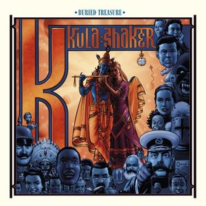 Kula Shaker альбом K-15 Buried Treasure