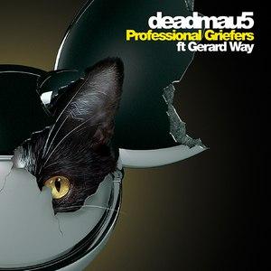 deadmau5 альбом Professional Griefers