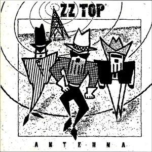 ZZ Top альбом Antenna