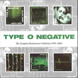 Type O Negative альбом The Complete Roadrunner Collection 1991-2003