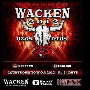 Insomnium альбом Live at Wacken Open Air 2012