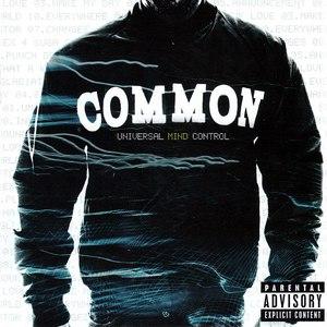 Common альбом Universal Mind Control
