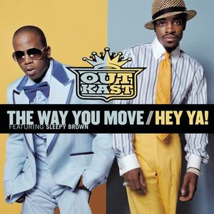 Outkast альбом The Way You Move / Hey Ya!