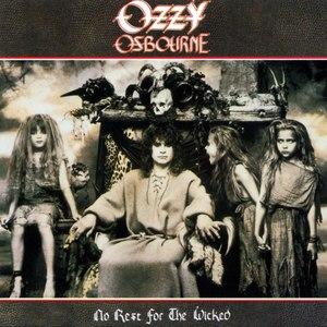 Ozzy Osbourne альбом No Rest for the Wicked