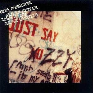 Ozzy Osbourne альбом Just Say Ozzy