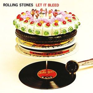 The Rolling Stones альбом Let It Bleed