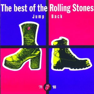 The Rolling Stones альбом Jump Back - The Best Of The Rolling Stones, '71 - '93