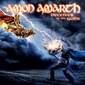 Amon Amarth альбом Deceiver of the Gods