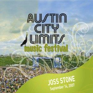 Joss Stone альбом Live at Austin City Limits Music Festival 2007