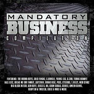 Pusha T альбом Mandatory Business