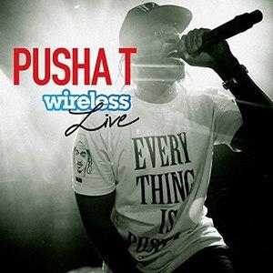 Pusha T альбом Wireless Live !