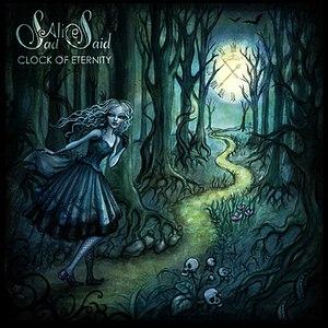Sad Alice Said альбом Clock of Eternity - EP