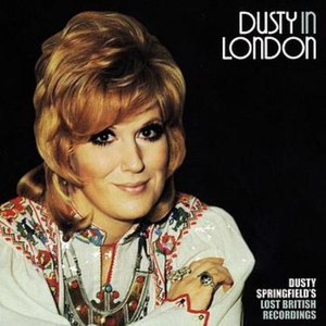 Dusty Springfield альбом Dusty in London