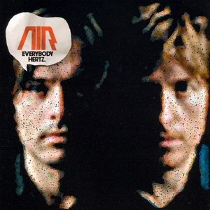 Air альбом Everybody Hertz