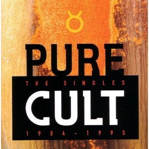 The Cult альбом Pure Cult: The Singles 1984-1995