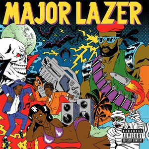 Major Lazer альбом Guns Don't Kill People...Lazers Do (Bonus Track Version)