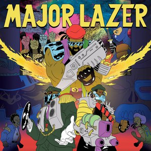 Major Lazer альбом Free the Universe (Extended Version)