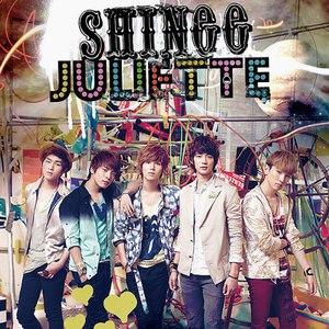 SHINee альбом JULIETTE