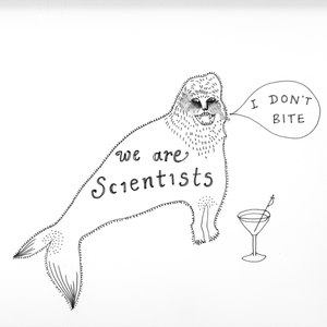 Альбом We Are Scientists I Don't Bite