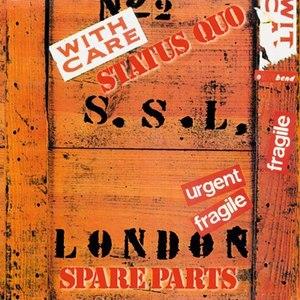 Status Quo альбом Spare Parts