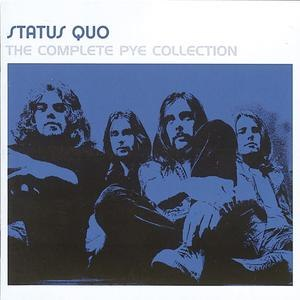 Status Quo альбом The Complete Pye Collection