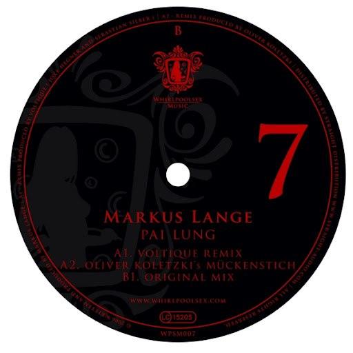 Markus Lange альбом Pai Lung