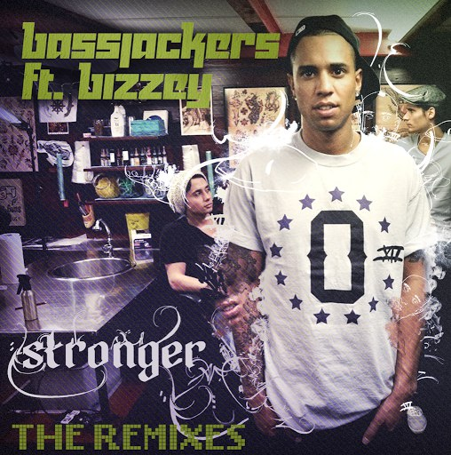 Bassjackers альбом Stronger (The Remixes)