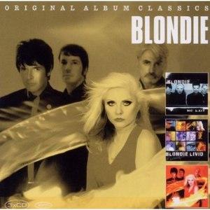 Blondie альбом Original Album Classics