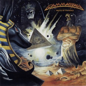 Gamma Ray альбом Valley of the Kings
