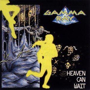 Gamma Ray альбом Heaven Can Wait