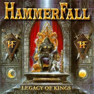 HammerFall альбом Legacy Of Kings (Shape CD)