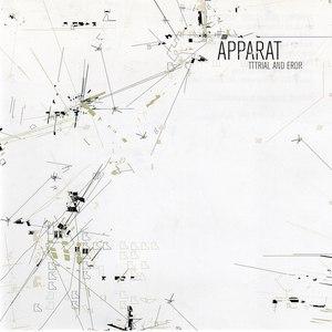 Apparat альбом Tttrial and Eror