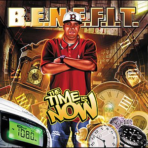 Benefit альбом THE TIME IS NOW