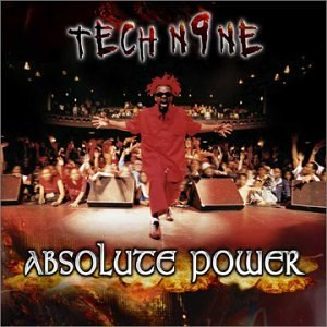 Tech N9ne альбом Absolute Power