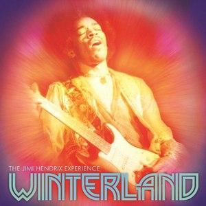 Jimi Hendrix альбом Winterland