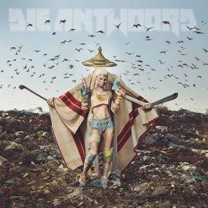 Die Antwoord альбом Mount Ninji and da Nice Time Kid