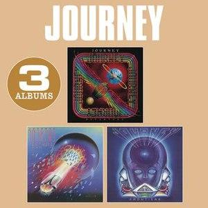 Journey альбом Original Album Classics