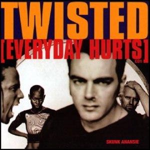 Skunk Anansie альбом Twisted (Everyday Hurts)