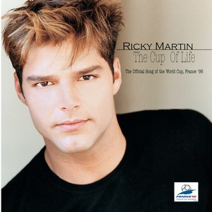 Ricky Martin альбом The Cup of Life
