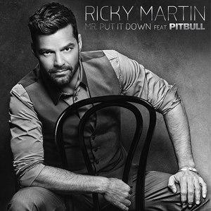 Ricky Martin альбом Mr. Put It Down