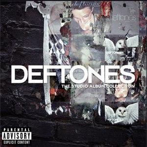 Deftones альбом The Studio Album Collection