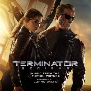 Lorne Balfe альбом Terminator Genisys (Music from the Motion Picture)