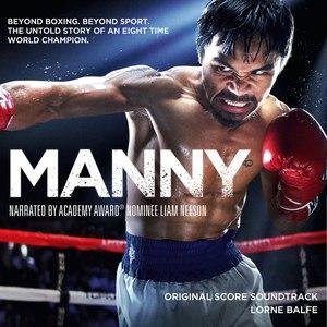 Lorne Balfe альбом Manny