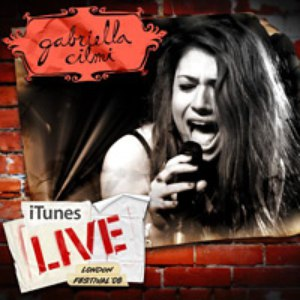 Gabriella Cilmi альбом iTunes Live: London Festival '08 - EP