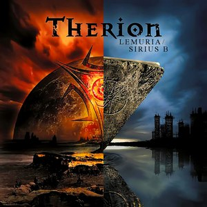 THERION альбом Lemuria / Sirius B