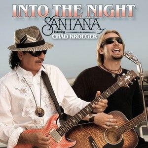 Santana альбом Into The Night