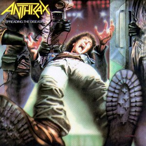 Anthrax альбом Spreading the Disease